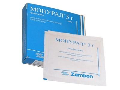 Монурал − инструкция по применению